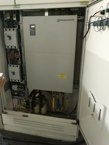 200KW变频器